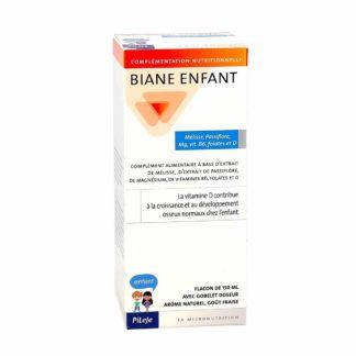 Pileje Biane Enfant Mélisse-Passiflore-Mg