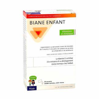 Pileje Biane Enfant Vitamines et Minéraux