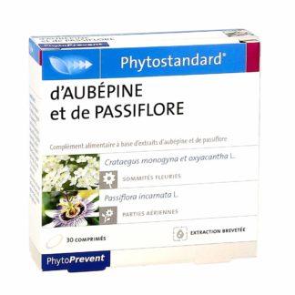 Pileje Phytostandard Aubépine-Passiflore