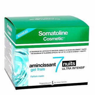 Somatoline Cosmetic Amaincissant Gel Frais 7 nuits Ultra Intensif