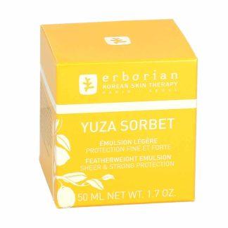 Erborian Yuza Sorbet Emulsion Légère