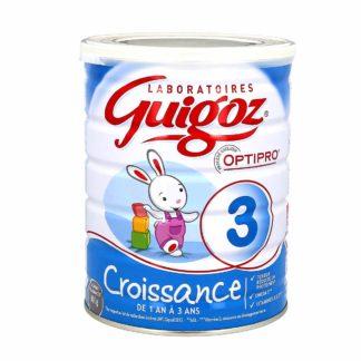 Guigoz Croissance 3