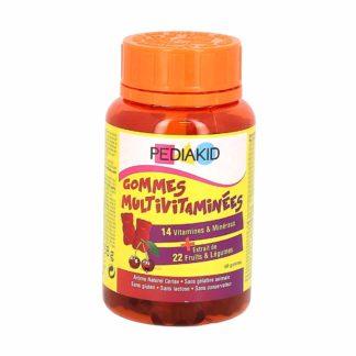 Pediakid Gummies Multi-vitaminés