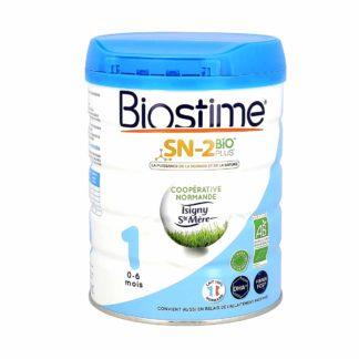Biostime SN-2 Lait Bio Nourrisson 1er âge 0-6 mois