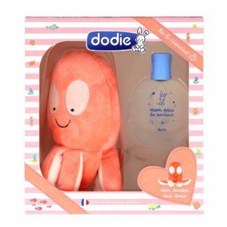 Dodie Coffret Mon Eau de Senteur 50ml + Doudou Pieuvre