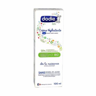 Dodie Crème Hydratante 3 en 1