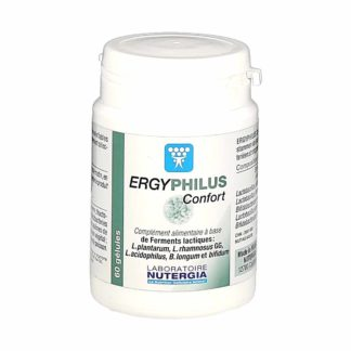 Ergyphilus Confort boite de 60 gélules