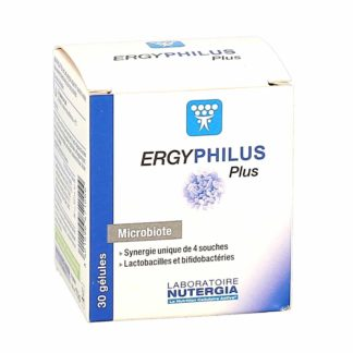 Ergyphilus Plus boite de 30 gélules