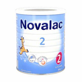Novalac Lait 2ème âge