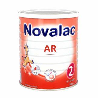 Novalac Lait AR 2ème âge