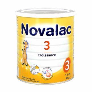 Novalac Lait de Croissance 3ème âge