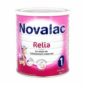 Novalac Lait Relia 1er âge