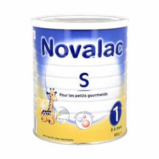 Novalac Lait Satiété 1er âge