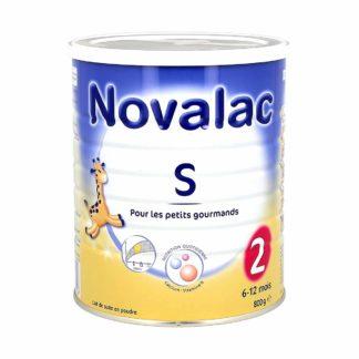 Novalac Lait Satiété 2ème âge