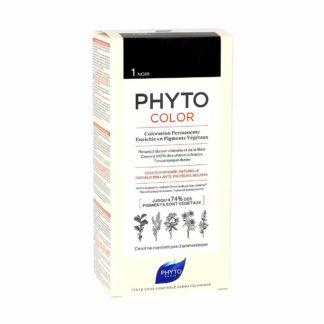 Phytocolor Coloration Permanente 1 Noir