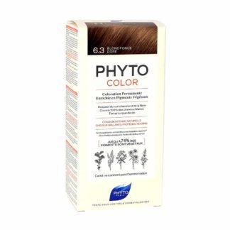 Phytocolor Coloration Permanente 6.3 Blond Foncé Doré