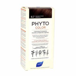 Phytocolor Coloration Permanente 6.7 Blond Foncé Marron