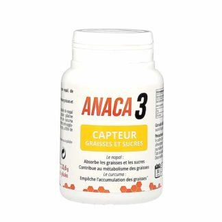 Anaca 3 Capteur Graisses et Sucres