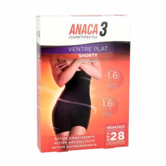 Anaca 3 Shorty Ventre Plat Taille S/M