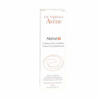 Avène Akerat 30 Crème Zones Localisées