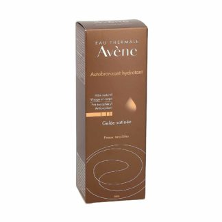 Avène Autobronzant Hydratant Gelée Satinée