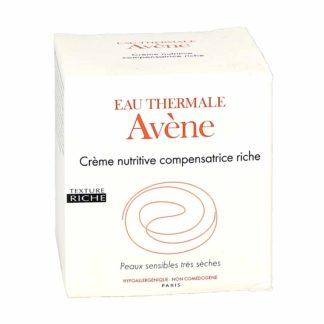 Avène Crème Nutritive Compensatrice Riche