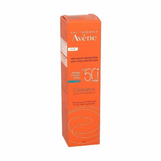 Avène Solaire Cleanance SPF 50+