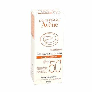 Avène Solaire Crème Minérale SPF 50+