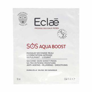 Eclaé SOS Aqua Boost Masque seconde peau