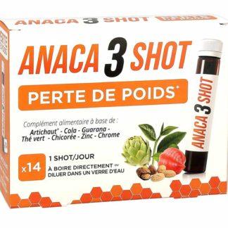 Anaca 3 Shot Perte de Poids