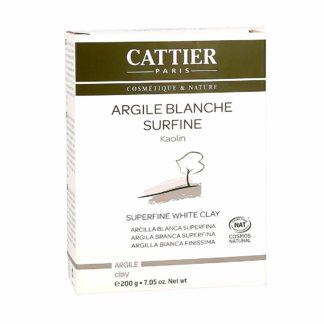 Cattier Argile Blanche Surfine Bio