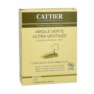 Cattier Argile Verte Ultra-Ventilée