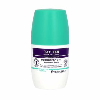 Cattier Déodorant Roll-On 24H