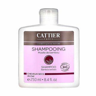 Cattier Shampooing Moelle de Bambou Cheveux Sec