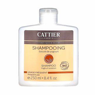 Cattier Shampooing Soluté de Yogourt Usage Fréquent
