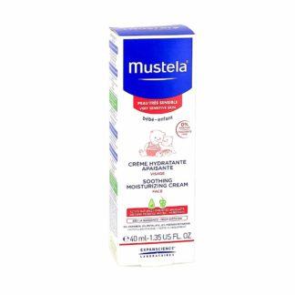Mustela Crème Hydratante Visage
