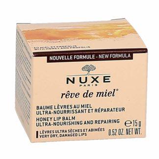 Nuxe Rêve de Miel Baume Lèvre Ultra-Nourrissant