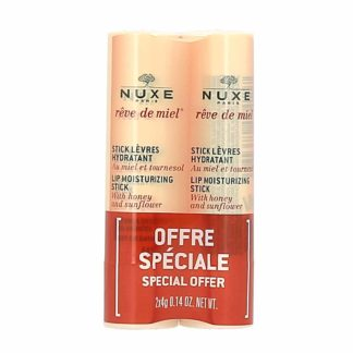 Nuxe Rêve de Miel Stick lèvres Hydratant