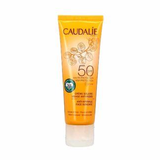 Caudalie Crème Solaire Visage Anti-Rides SPF50