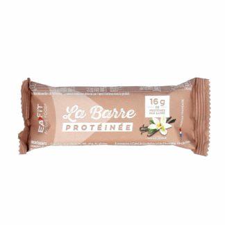 EAFIT Barre Protéinée Vanille