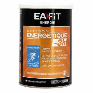 EAFIT Boisson Energétique -3H Thé Pêche