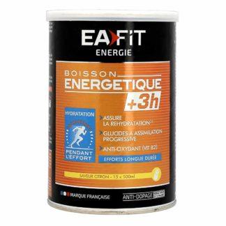 EAFIT Boisson Energétique +3H Citron
