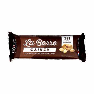 EAFIT La Barre Gainer Peanut Butter