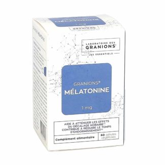 Granions Mélatonine 1 mg