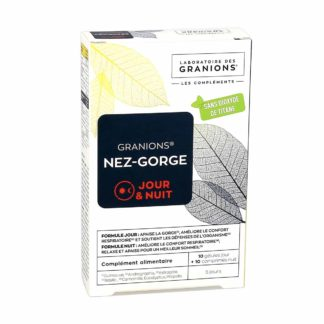 Granions Nez-Gorge Jour/Nuit