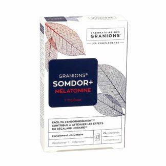 Granions Somdor+ Mélatonine