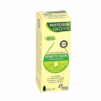 Phytosun Arôms Epinette Noire Huile Essentielle Bio