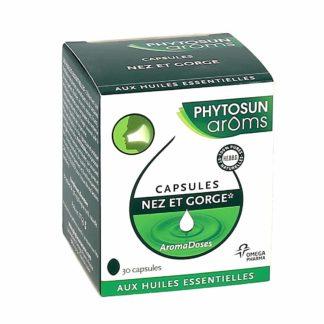Phytosun Arôms Nez et Gorge Capsules