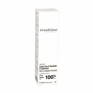Resultime Crème Anti-âge Cou