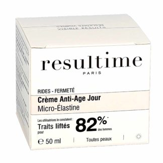 Resultime Crème Anti-âge Jour Micro-Elastine